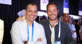 ועידת תעשייה ישראלית 2018 גלרייה משה דבי רון שלי, צילום: אוראל כהן
