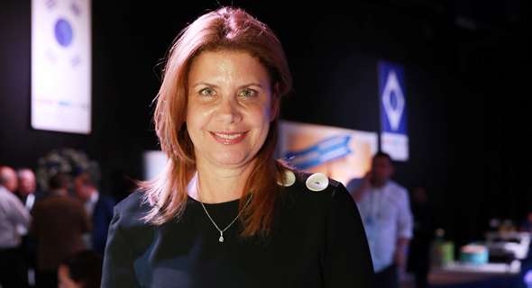 """ענת גבריאל, מנכ""""לית יוניליוור ישראל, צילום: אוראל כהן"""