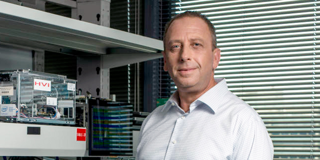Yaniv Garty, CEO of Intel Israel. Photo: Yuval Chen