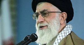 Iran Supreme Leader Ali Khamenei. Photo: Bloomberg