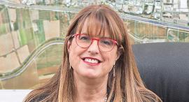 ראשת עיריית יהוד מונסון יעלה מקליס, צילום: דוברות עיריית יהוד- מונוסון