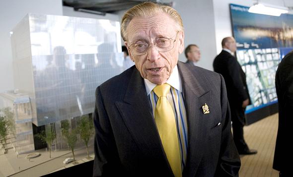 Larry Silverstein. Photo: Bloomberg