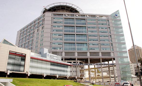 Ichilov Hospital. Photo: Shaul Golan