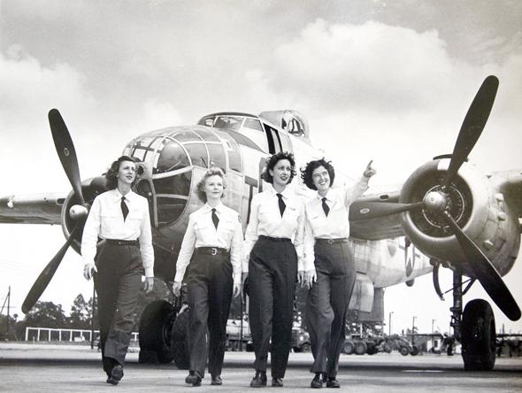 טייסות הובלת מטוסים בארצות הברית בשנות הארבעים