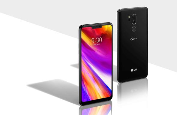 """LG G7 סמארטפונים, צילום: יח""""צ"""
