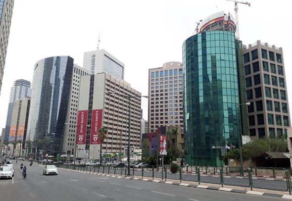 בנייני משרדים ברמת גן