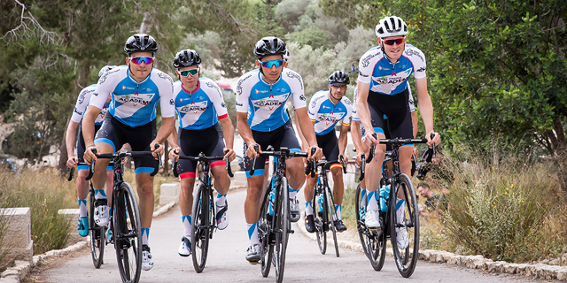 Pro Cycling Team to Pilot Israeli Technologies Ahead of 2020 Tour de France