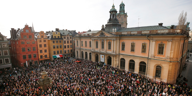 האקדמיה השבדית לא תחלק השנה את פרס נובל לספרות - עקב פרשת הטרדות מיניות
