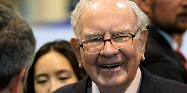 Warren Buffett. Photo: Reuters