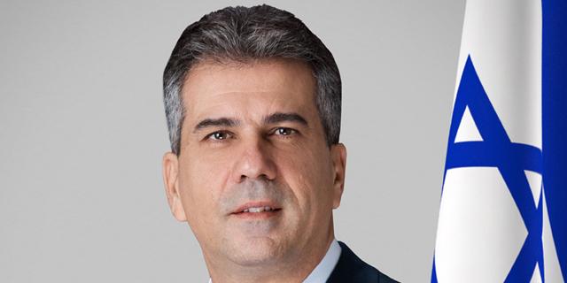 אלי כהן, שר הכלכלה והתעשייה, צילום: אופיר אייבי