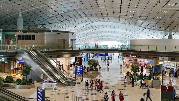 נמל התעופה הונג קונג , צילום: Arup