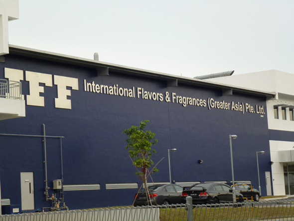 מפעל IFF, צילום: felicianeo
