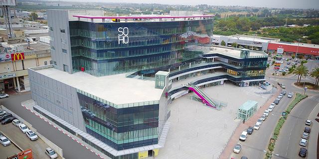 מתחם עיצוב ולייף סטייל חדש הושק במתחם פולג בהשקעה של 300 מיליון שקל