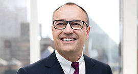 IFF CEO Andreas Fibig. Photo: IFF