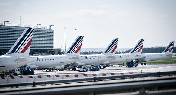 מטוסי אייר פראנס, צילום: איי אף יפ