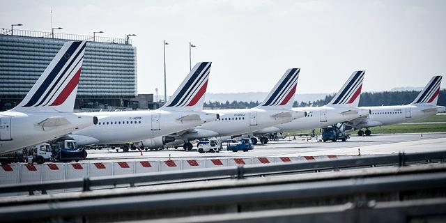 """צרפת: """"רכישת אחזקה באייר פראנס-KLM ע""""י ממשלת הולנד היא מעשה לא חברי"""""""