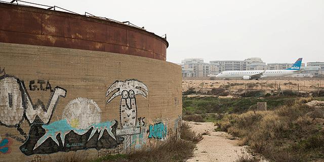 שדה דב, צילום: ענר גרין