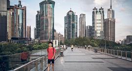 שנגחאי, צילום: בלומברג