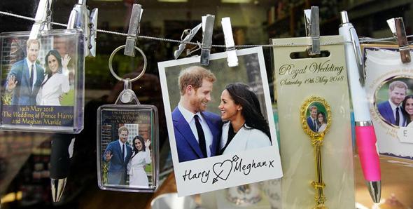 הארי ומייגן - היכונו לחתונה, צילום: גטי