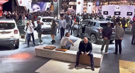 תערוכת רכב Paris Motor Show