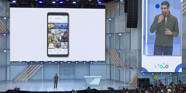 גוגל חשפה את אנדרואיד P ו-AI שמתקשרת לעסקים במקומכם