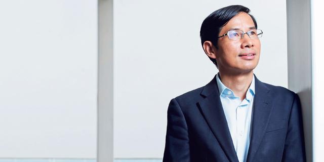 Fred Hu, founder and chairman of Primavera. Photo: Amit Sha