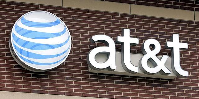 תאגיד התקשורת AT&T - במקום ה-10 עם שווי מותג של 108.4 מיליארד דולר , צילום: בלומברג