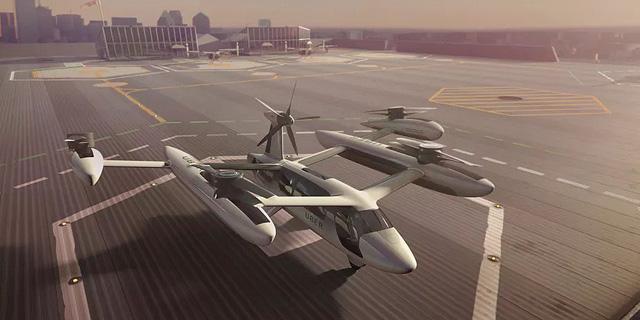 המוניות המעופפות של אובר יעלו לאוויר במלבורן, לוס אנג'לס ודאלאס ב-2020