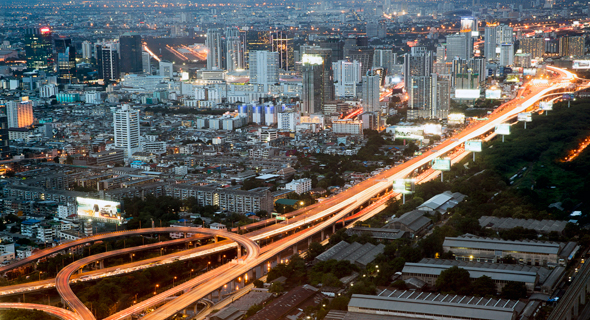 Bangkok. Photo: Bloomberg