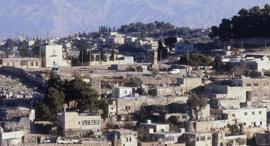 שכונת סילואן במזרח ירושלים, צילום: דוד רובינגר