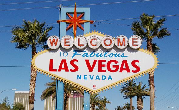 Las Vegas. Photo: Lindsaya Scott