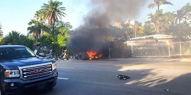 תאונה קטלנית נוספת לטסלה: הסוללה החשמלית של הרכב עלתה באש, שני נערים נהרגו