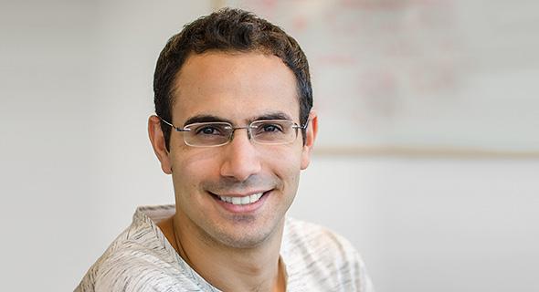 Amiram Shachar, CEO of Spot.io. Photo: Courtesy