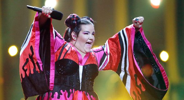 Netta Barzilai. Photo: Reuters