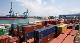 נמל חיפה, צילום: רויטרס