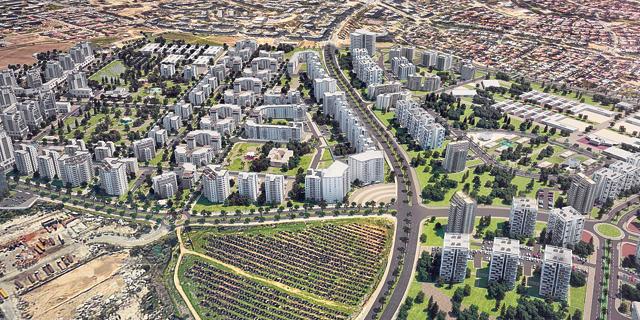 דירות במקום פרדסים: 15% משטחי מהדרין ישמשו לבניית מגורים