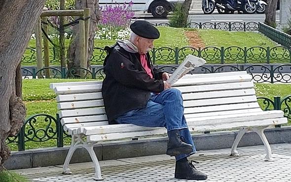 זקן באסקי. ספרד, צילום: דוד הכהן