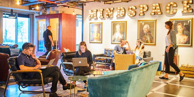 מיינדספייס רוכשת חללי עבודה בהולנד