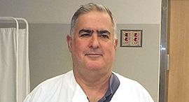 """ד""""ר ערן טל 3 אור זירת הבריאות, צילום: מיה צבן, דוברת המרכז הרפואי פדה-פוריה"""