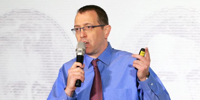 """שי פרמינגר, מנכ""""ל ERN סליקת תשלומים , צילום: אוראל כהן"""