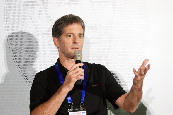 איתן בק, שותף מנהל ב-TLV Partners