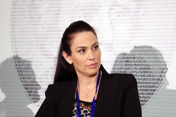 Leumitech CEO Yifat Oron. Photo: Orel Cohen