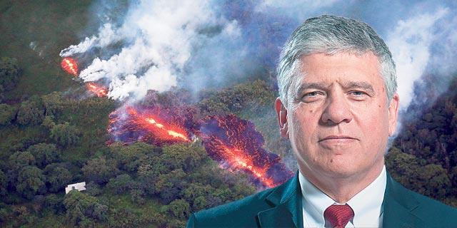 התפרצות הר הגעש הפילה את הרווח הנקי של אורמת ב-43%