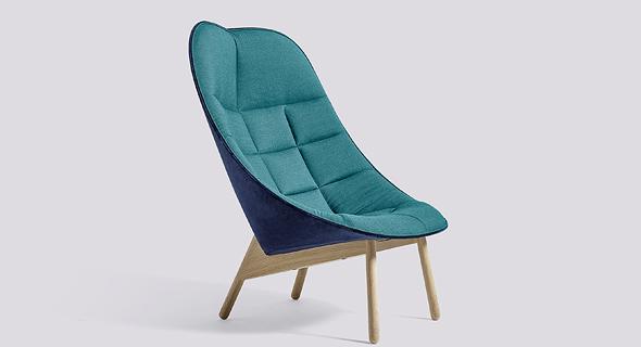 כיסא בעיצוב של HAY