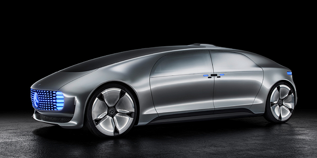 Mercedes to Test Autonomous Electric Sedan in Israel