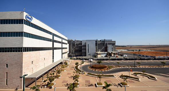 Intel's Kiryat Gat facility. Photo: PR