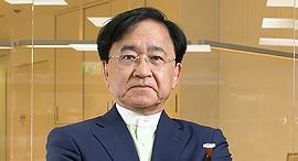 """מוסף שבועי 17.5.18 דוקטור יושימיטסו קוביאשי יו""""ר מיצובישי כימיקלס במעבדות ניורודרם ב רחובות"""