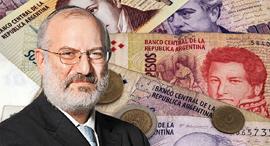 אדוארדו אלשטיין כסף מטבע פזו ארגנטינה, צילום: אוראל כהן, שאטרסטוק