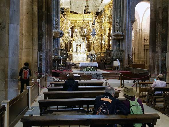 הקתדרלה מבפנים