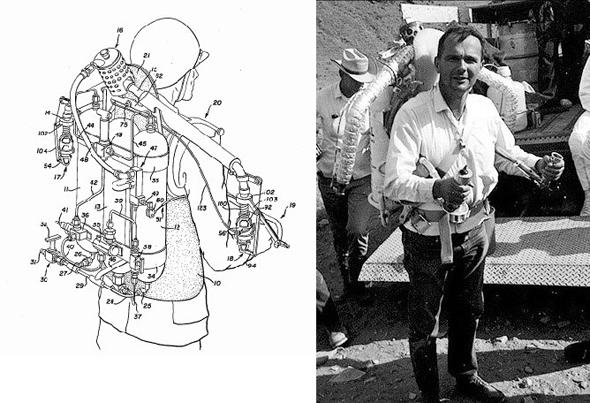 עיצוב תרמיל הרקטה של בל - מבוי סתום טכנולוגי